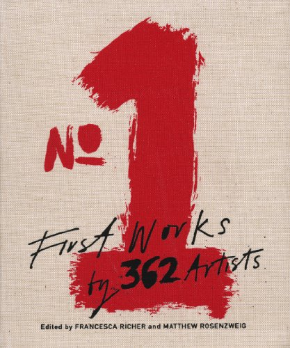 No.1: First Works of 362 Artists: Vito Acconci and Matthew Barney