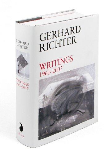 Gerhard Richter: Writings, 1961-2007