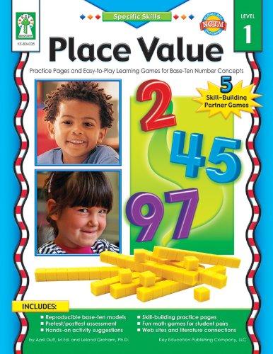 Specific Skills: Place Value, Level 1: Graham Ph.D., Leland,