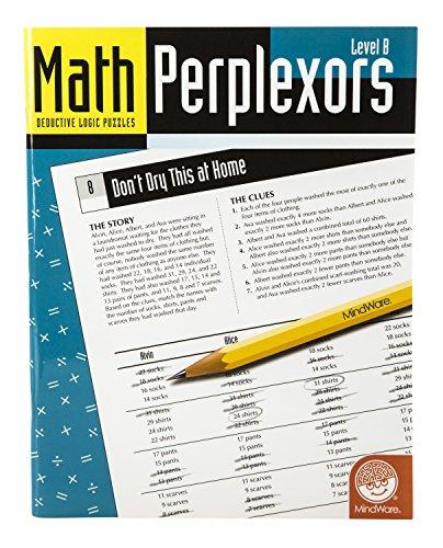 MindWare Math Perplexors: Level B