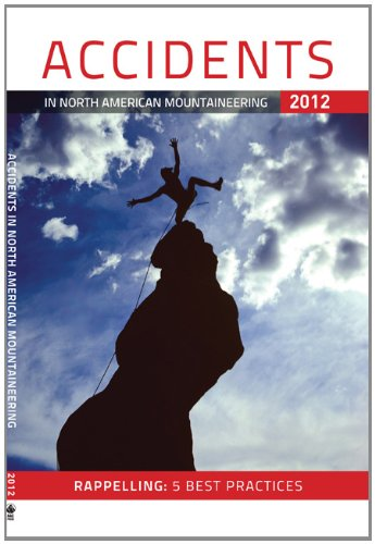 Accidents in North American Mountaineering, Volume 10, Number 2, Issue 65: 10-2