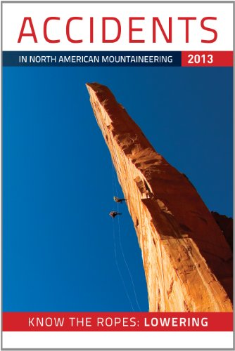 9781933056814: Accidents in North American Mountaineering, Number 3, Issue 66: 10