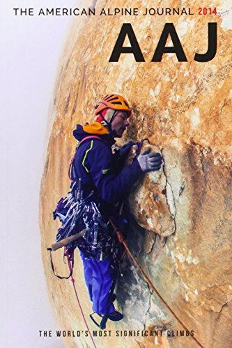 9781933056838: The American Alpine Journal 2014: The World's Most Significant Climbs: 56