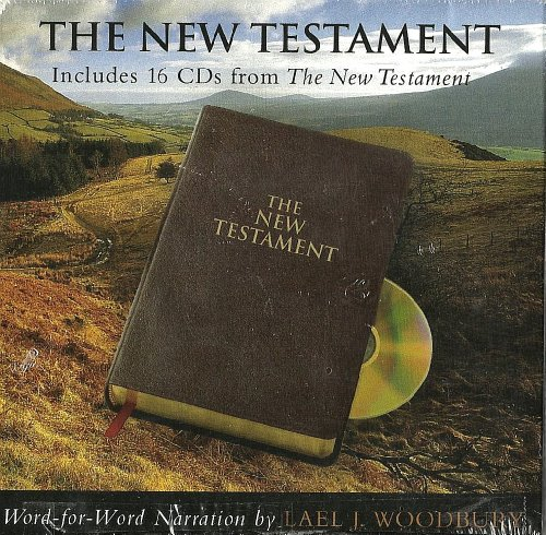 9781933057217: The New Testament - Audio CD