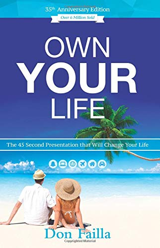 9781933057323: Own Your Life