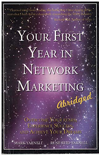 9781933057507: Your First Year in Network Marketing (Abridged)