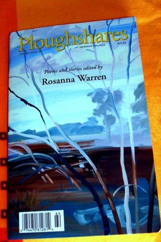 9781933058054: Ploughshares--Winter, 2006-07