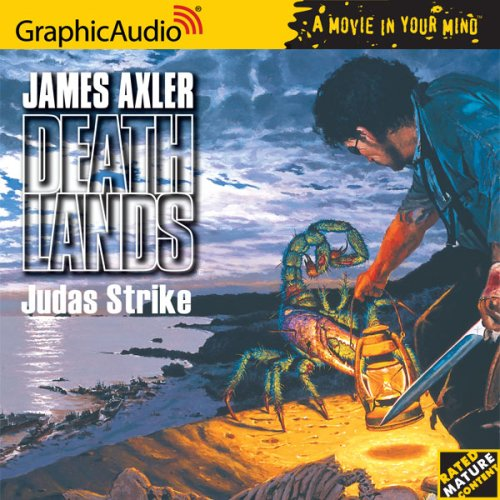 Deathlands # 54 - Judas Strike (Deathlands) (Deathlands): James Axler