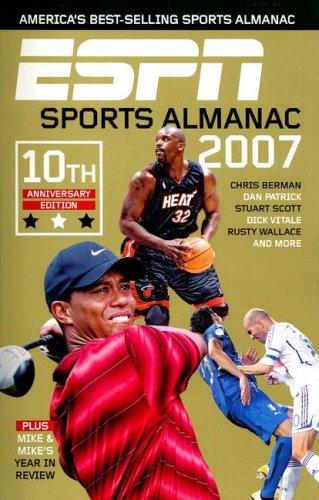 9781933060163: ESPN Sports Almanac 2007: America's Best-Selling Sports Almanac