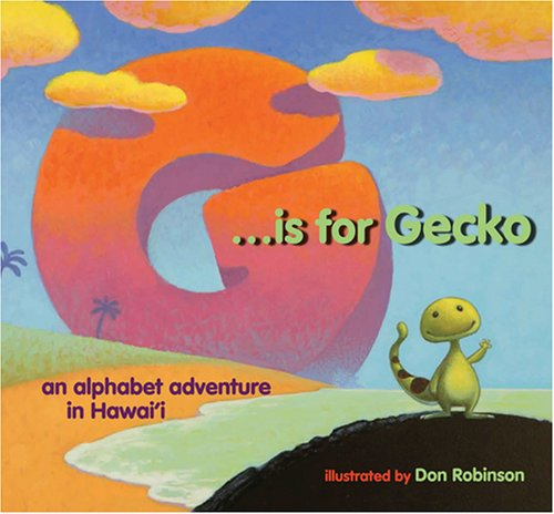 G.is for Gecko: Jane Gillespie
