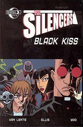Silencers: Black Kiss (1933076011) by Fred Van Lente