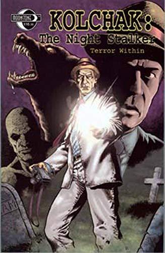 9781933076102: Kolchak The Night Stalker: Terror Within