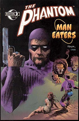 9781933076157: The Phantom: Man-Eaters (Phantom (Moonstone Unnumbered))