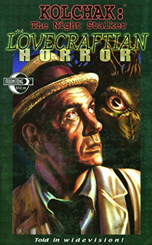 Kolchak: The Night Stalker - The Lovecraftian Horror: Henderson, C. J.; Calderon, Jaime; Larkin, ...