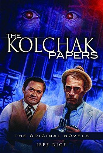 9781933076294: The Kolchak Papers: The Original Novels
