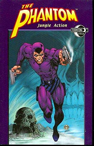 The Phantom: Jungle Action (Phantom (Moonstone Unnumbered)): Raab, Ben; Nieves, Rafael