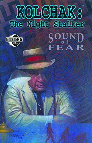 Kolchak The Night Stalker: Sound Of Fear (1933076372) by Dawidziak, Mark; Gentile, Joe