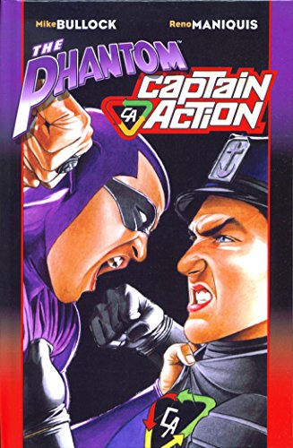 9781933076843: The Phantom/Captain Action Limited Edition