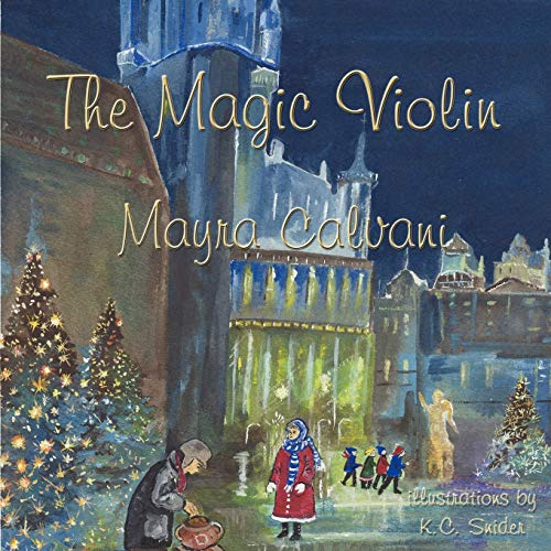 9781933090498: The Magic Violin