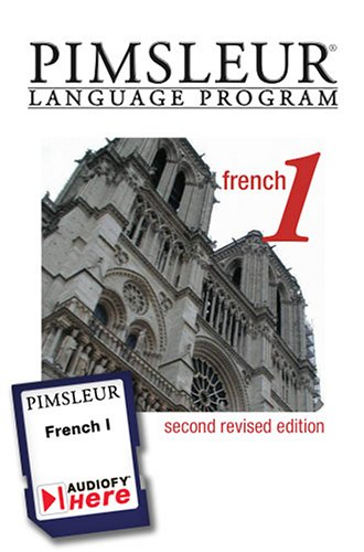 9781933092010: Pimsleur Comprehensive French I Audiobook Chip (Audiofy Audiobook Chip Solutions)