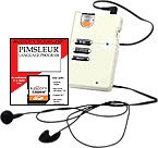 9781933092171: Pimsleur Comprehensive French I -- Plus Audiofy Player (Audiofy Bookchip Player Solutions)