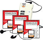 9781933092317: Pimsleur Comprehensive Spanish I, II & III -- Plus Audiofy Player (Audiofy Bookchip Player Solutions)