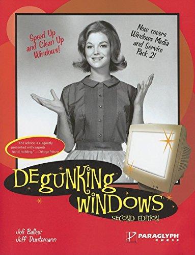 9781933097077: Degunking Windows
