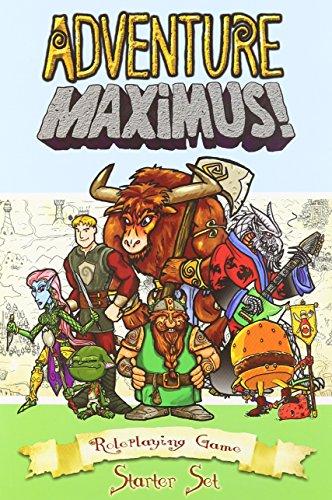 Adventure Maximus *OP: Eden Studios