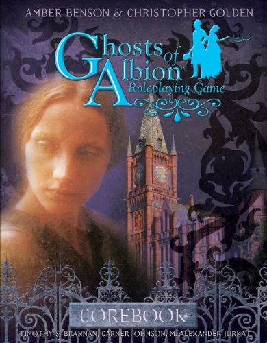 9781933105208: Ghosts of Albion RPG Corebook