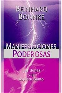 9781933106472: Manifestaciones Poderosas: Mighty Manifestations (Spanish Edition)