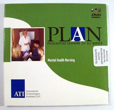 PLAN Mental Health Nursing: ATI