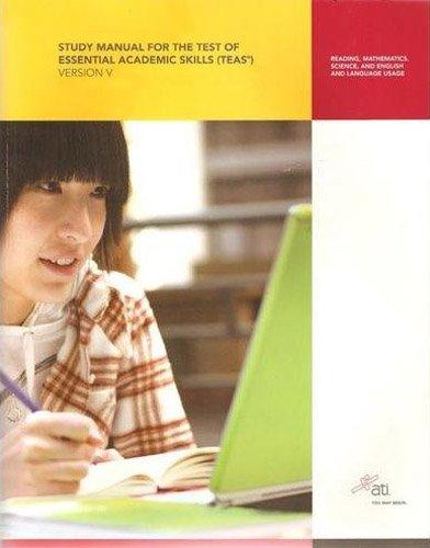 9781933107981: Teas Review Manual, Version 5.0