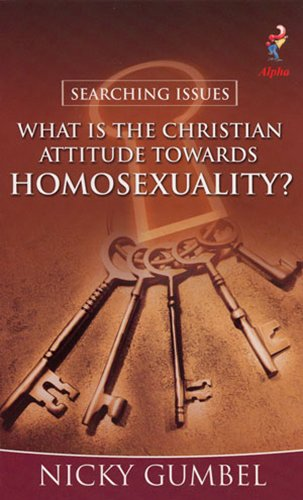 9781933114330: WHAT IS THE CHRISTIAN ATTITUDE TOWARD HOMOXEXUALITY?