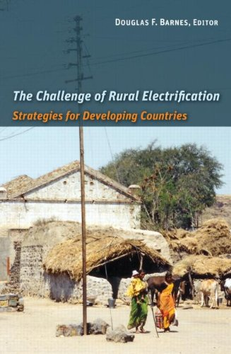 9781933115443: The Challenge of Rural Electrification: Strategies for Developing Countries (Rff Press)