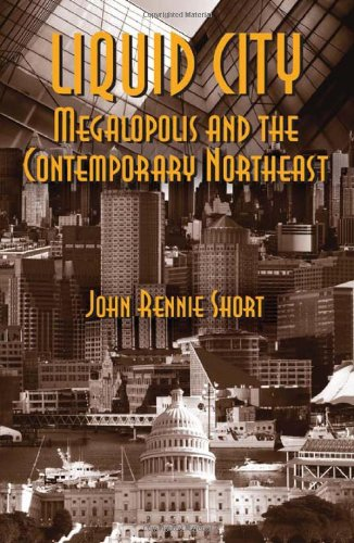9781933115504: Liquid City: Megalopolis and the Contemporary Northeast