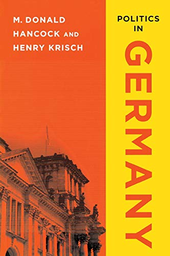 9781933116075: Politics in Germany