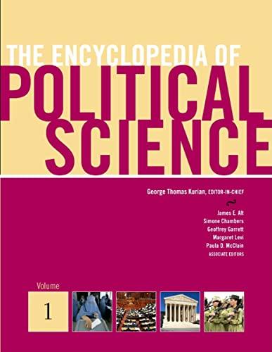 The Encyclopedia of Political Science (Hardback)