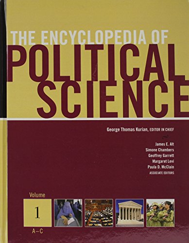 9781933116440: The Encyclopedia of Political Science Set