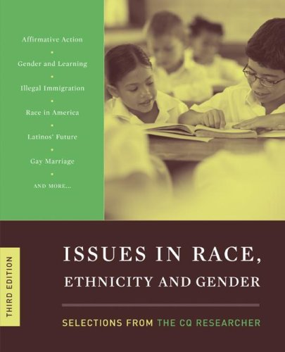 9781933116839: Issues in Race and Ethnicity