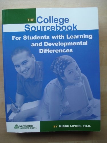 The College Sourcebook ( for Students with: Midge Lipkin