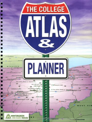 9781933119663 college atlas and planner planning your college