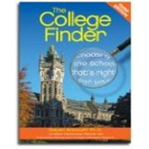 9781933119861: The College Finder: Choose the School That's Right for You!