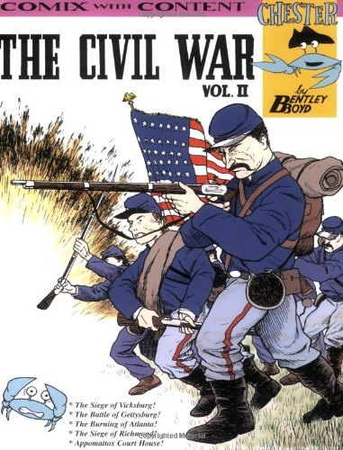 9781933122069: Civil War, Vol. 2 (Chester the Crab's Comix With Content)