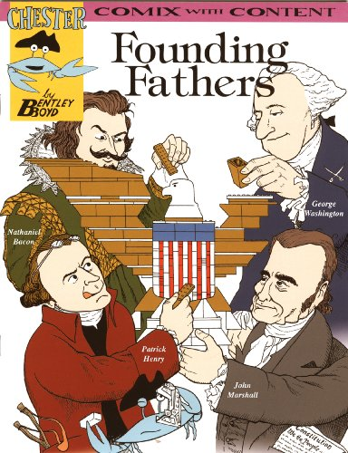 9781933122304: Founding Fathers (Chester Comix)