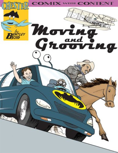 9781933122366: Moving and Grooving (Chester Comix)