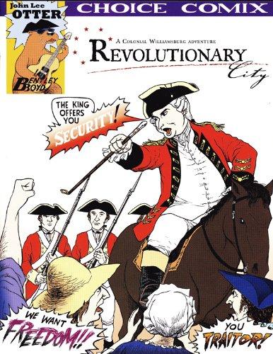 9781933122373: Revolutionary City (Chester Comix Choice Comix)