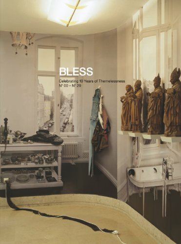 9781933128153: BLESS: Celebrating 10 Years of Themelessness: No00, No29