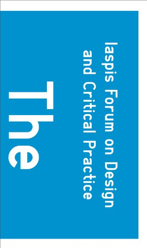9781933128634: Iaspis Forum on Design and Critical Practice: The Reader