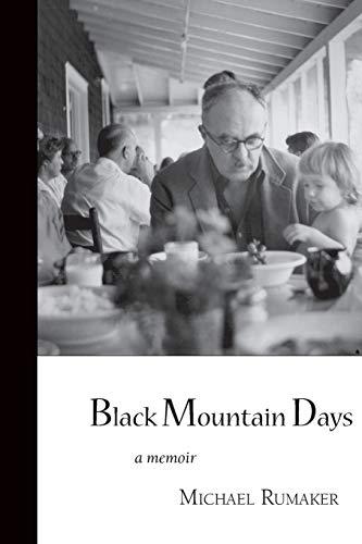 9781933132662: Black Mountain Days