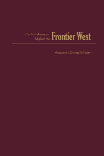 9781933146461: The Irish American Myth of the Frontier West (Irish Research Series)